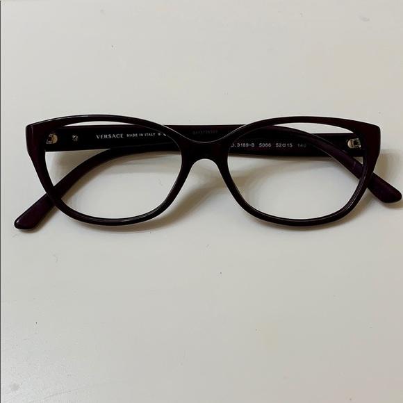 967499f6257f Versace glasses frames